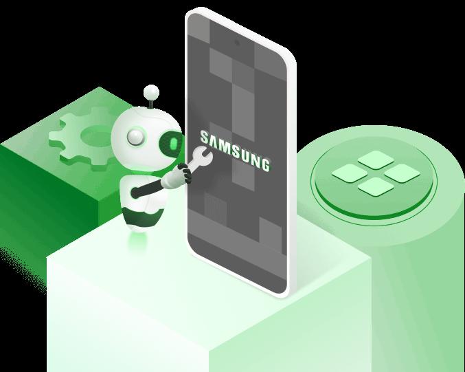 إصلاح مشكلات النظام وإعادة هاتفك المعطل إلى طبيعته