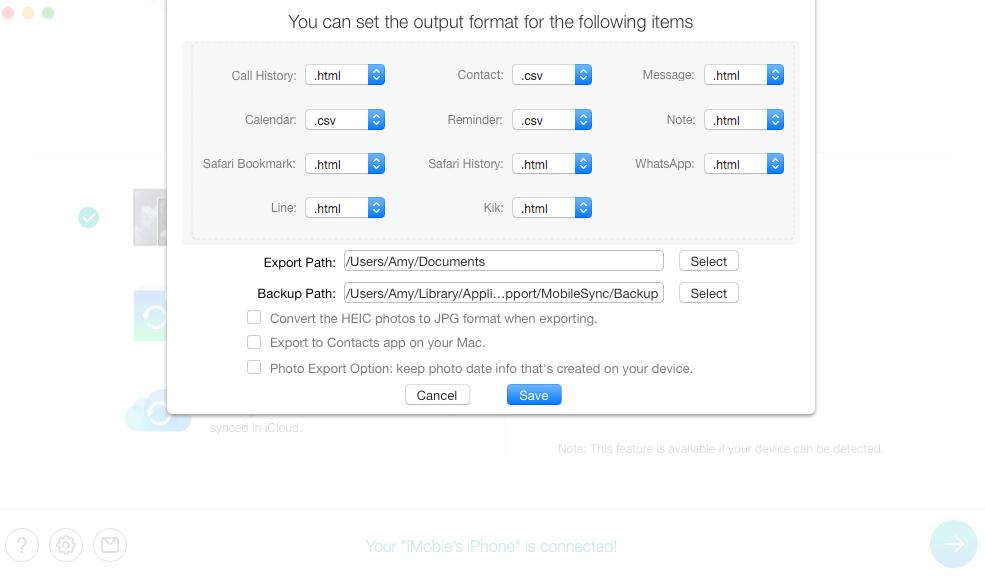تغيير اللغة من برنامج PhoneRescue لهواتف Google