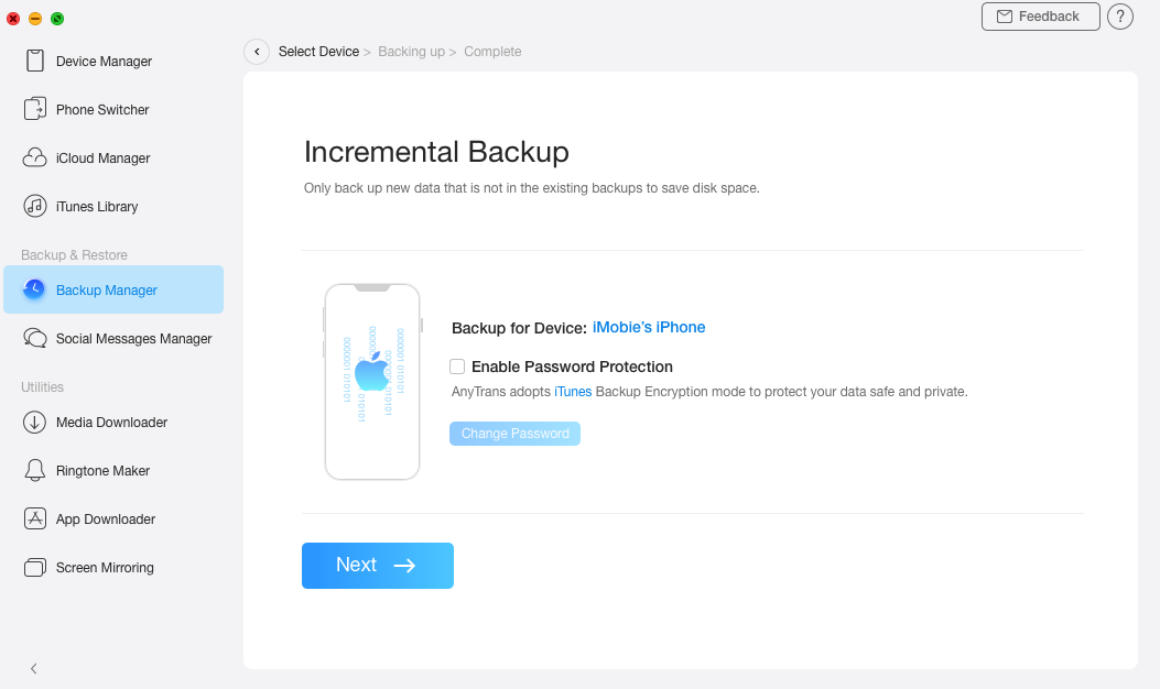 Incremental-Backup - 3