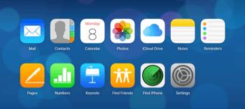 الطريقة الاولى. إعادة تعيين جهاز iPhone أو iPad المعطل باستخدام iCloud