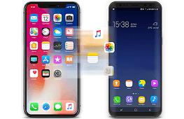 كيفية نقل الملفات من iPhone إلى Android
