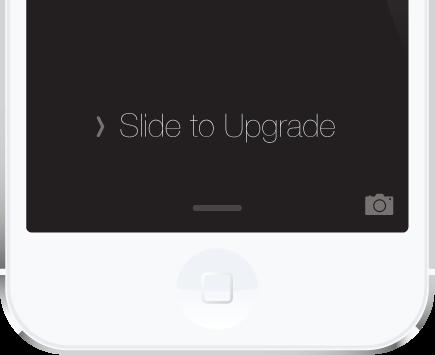 مشاكل iOS 11 – عالقا في شاشة تمرير للتحديث