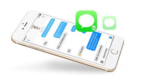 استرداد الرسائل النصية المحذوفة على الأيفون بدون النسخ الاحتياطي - الخطوة الثانية