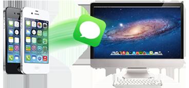 نقل الرسائل النصية من الأيفون إلى الكمبيوتر