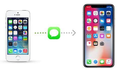 كيفية نقل الرسائل النصية من الأيفون إلى الأيفون