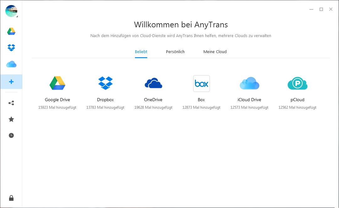 Cloud Management – Daten in Cloud einfach verwalten