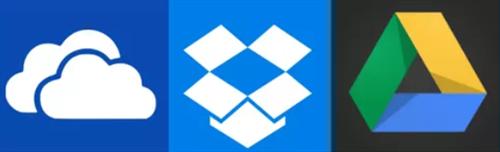 Dropbox vs OneDrive vs Google Drive