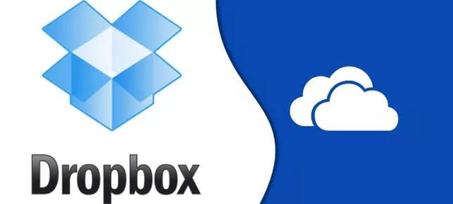 Wie kann man Dateien von Dropbox auf OneDrive kopieren