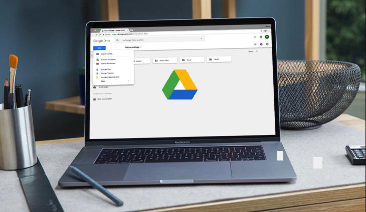 So speichern Sie Google Drive Fotos auf PC