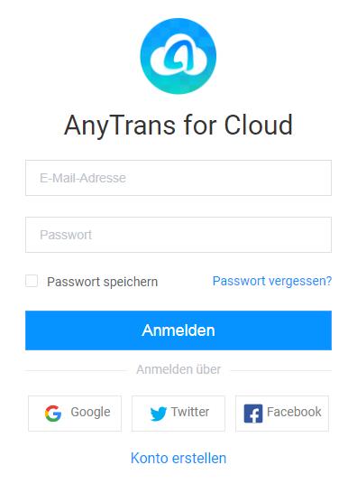 Google Drive Bilder herunterladen – Mit AnyTrans