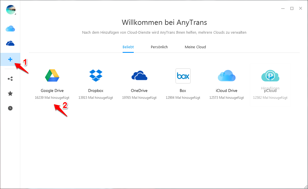Google Drive Bilder herunterladen – sicher & schnell