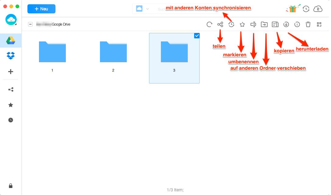 Dropbox mit Google Drive erfolgreich verbinden