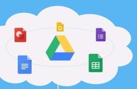 Google Drive Ordner synchronisieren