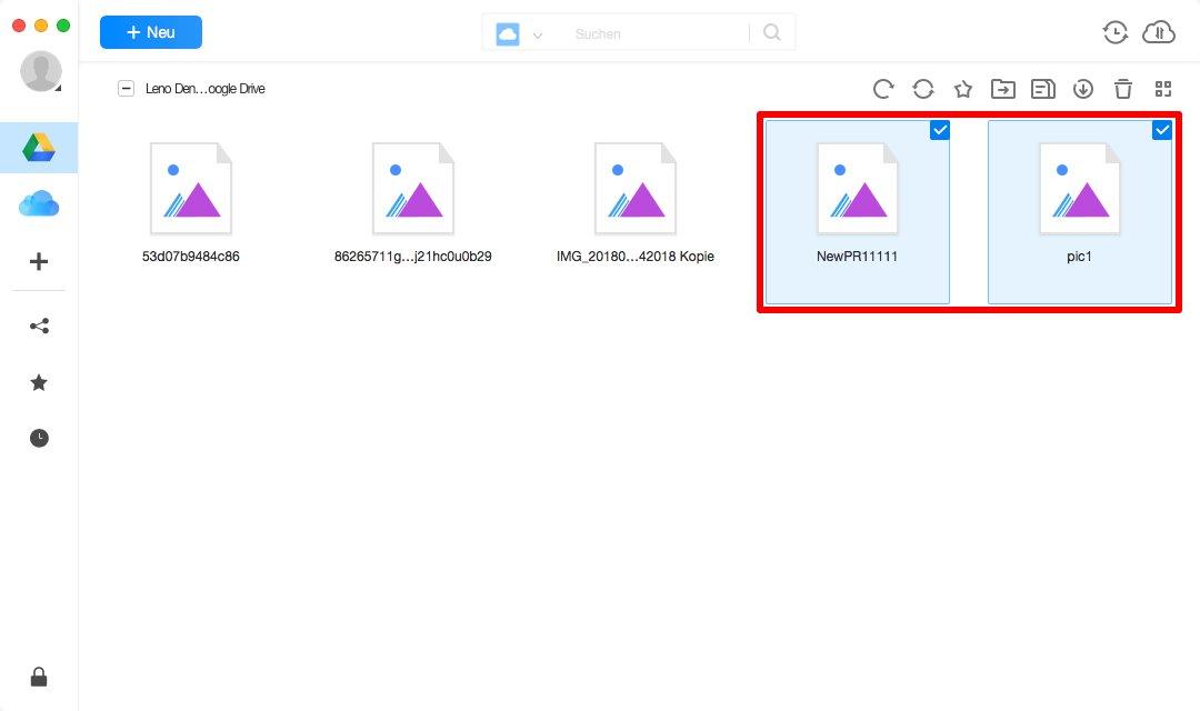 iCloud mit Google synchronisieren