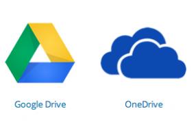 One Drive mit Google Drive synchronisieren