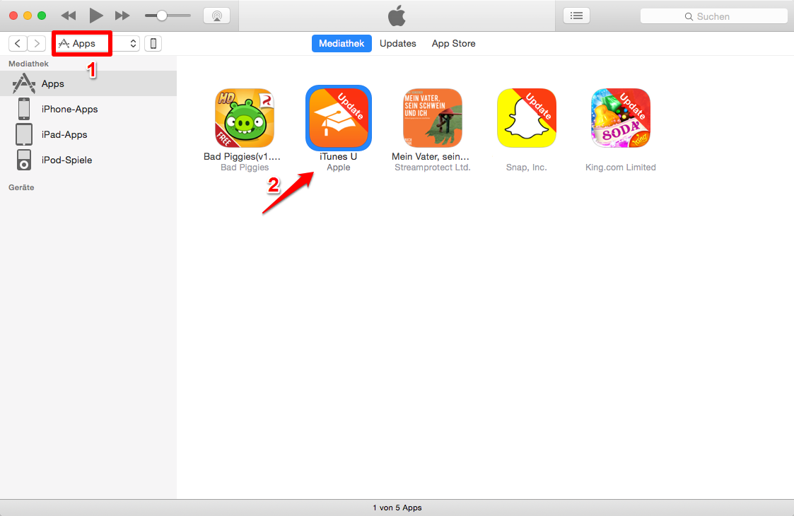 App Update rückgängig machen iphone und was tun