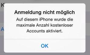 Arcor mail account an iphone 4 funktioniert nicht mehr