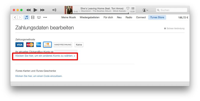 Diese Apple ID wurde noch nicht im iTunes Store verwendet fixieren