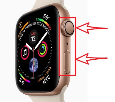 Apple Watch hängt beim Apple Logo