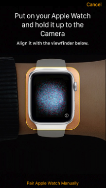 Apple Watch mit iPhone koppeln