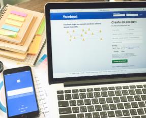 Facebook angehalten –Facebook im Browser nutzen