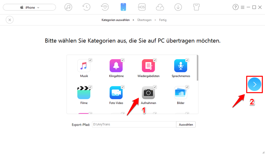 Iphone Backup Geht Nicht