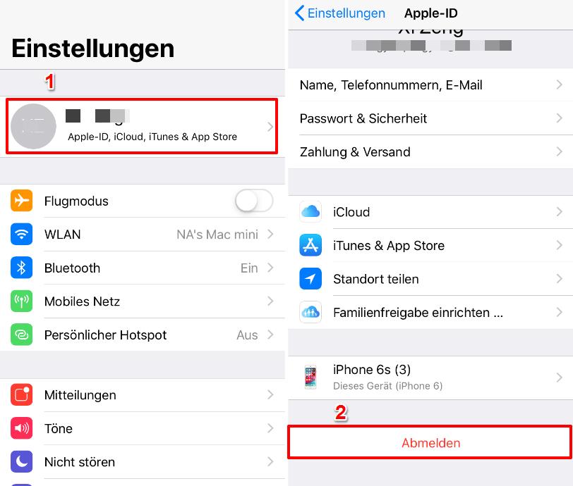 iCloud funktioniert nicht – iCloud anmelden nicht möglich fixieren