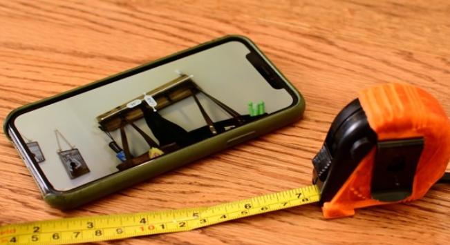 iOS 12 ARKit 2 – Messen App