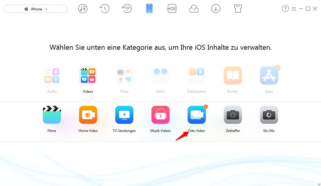 Bildschirmaufnahme funktioniert nicht nach iOS 12 – Videos von iPhone auf PC