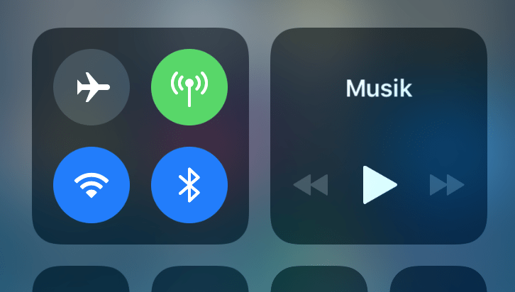 iPhone 11/X/8/7/6 Probleme – iOS 14 Bluetooth Zeichen weg