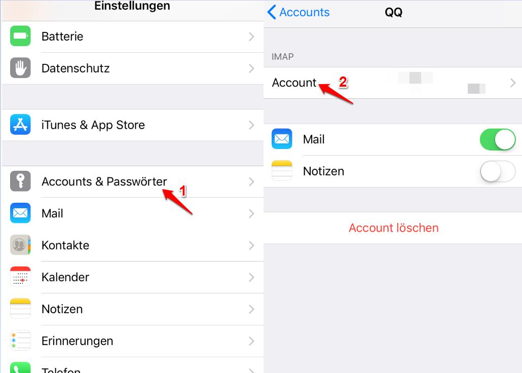 E-Mails können nicht gesendet werden iPhone – so fixieren