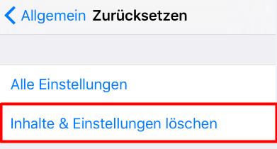 iphone 8 klingelton geht nicht