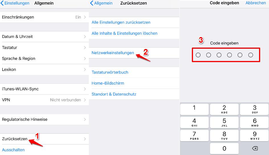 iPhone WLAN funktioniert nicht – so fixieren