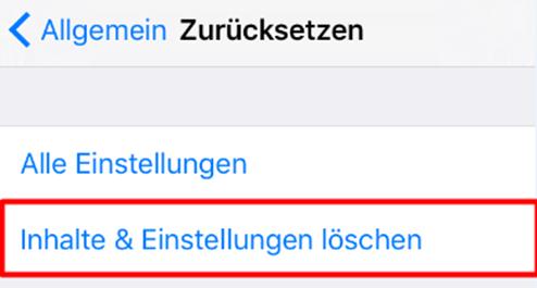 Fehler 9 iTunes
