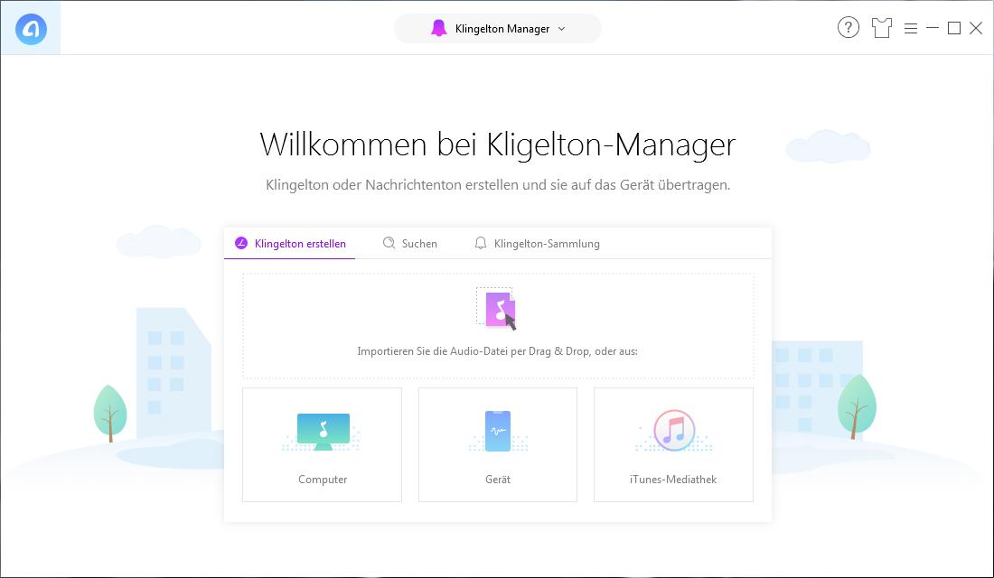 iTunes Zahlungsmethode ändern und dann iPhone Klingelton ohne iTunes erstellen