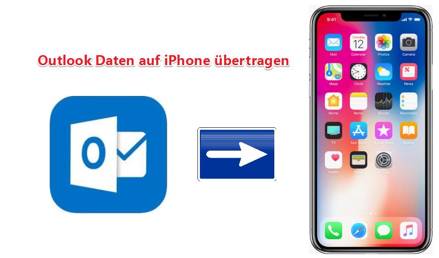Outlook auf iPhone synchronisieren