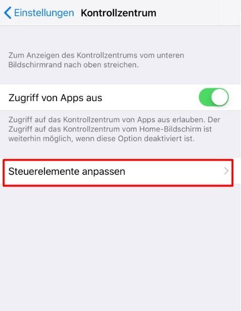 iPhone auf iPad ansehen und streamen