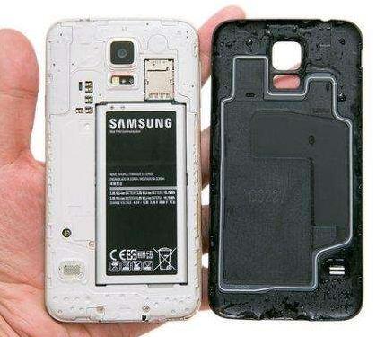 Samsung s6 lädt nicht