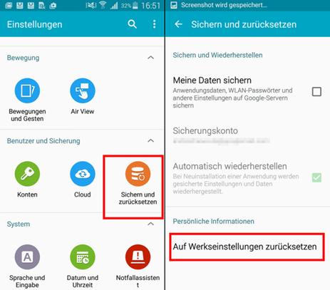 Samsung galaxy s6 SIM Karte wird nicht erkannt
