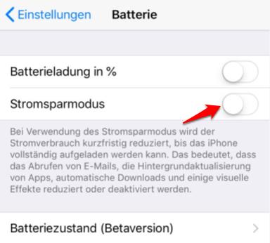 iPhone LED Blitz funktioniert – So fixieren