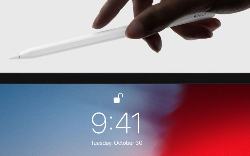 Apple Pencil 2 aufladen
