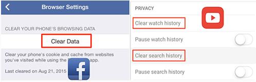iPhone Dokumente und Daten löschen
