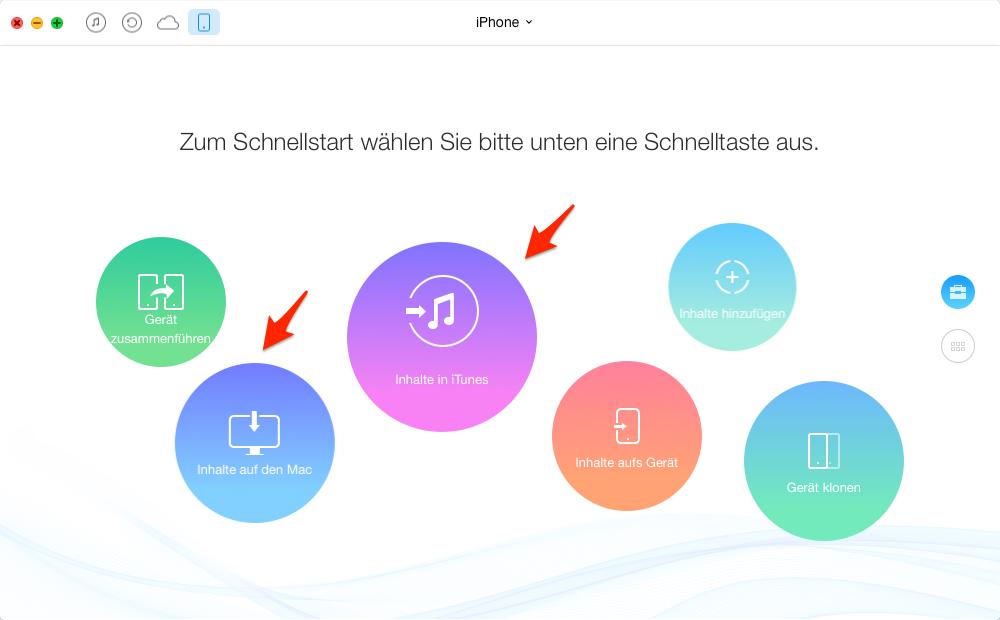 iCloud Speicher in iOS 11 voll: Alternativ zu iTunes verwenden