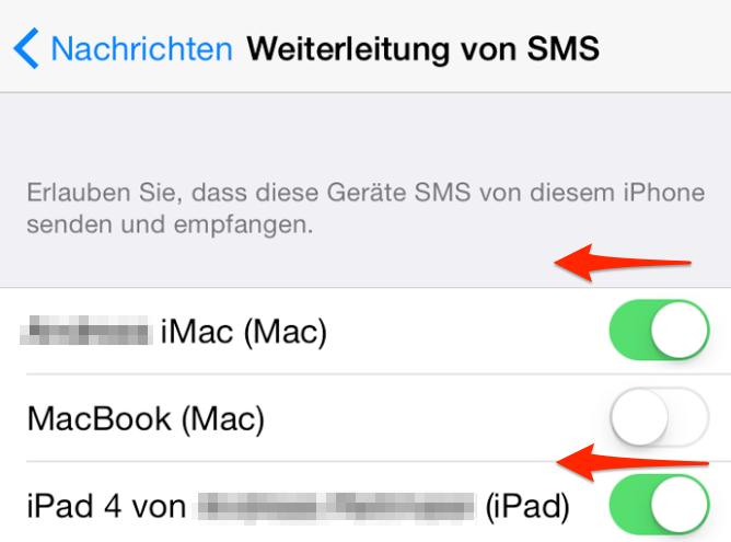 iMessage am Mac oder iPad deaktivieren – Schritt 3