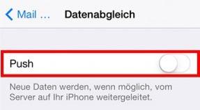 E-Mail manuell abrufen – Aus iPhone-Tricks