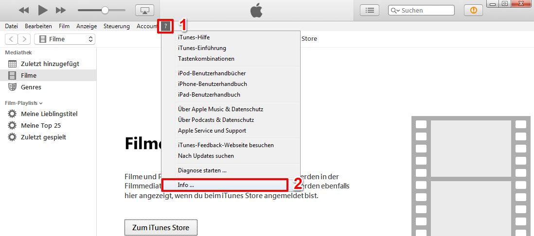 iPhone kann nicht verwendet werden, da es neuere iTunes Version benötigt