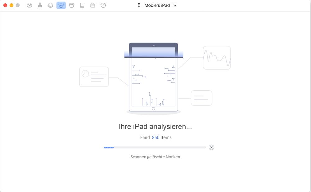 Analyse Ihres Geräts