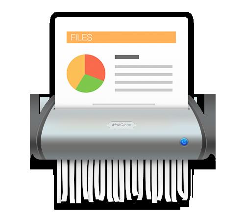 Vernichten empfindliche Dateien, um Ihre Privatsphäre sicher zu halten