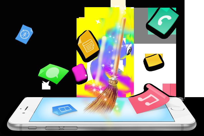 iPhone 8/7s/7 & iPad Speicher erweitern – iOS 11