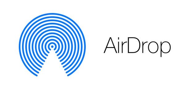Alle Kontakte per AirDrop senden